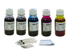 500ml refill ink for Canon HP Lexmark Borther Dell Printer + syringes