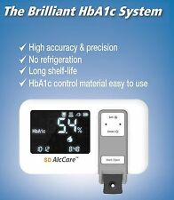 Blood Glucose Control Monitor HBA1C Analyzer System High Accuracy