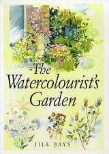 The Watercolourists Garden,ACCEPTABLE Book