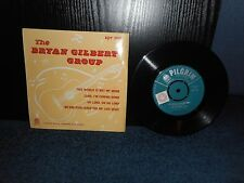 "7"" 45rpm EP The Bryan Gilbert Group - This World Is Not My Home / Lord I'm.. + 2"