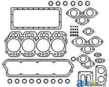 John Deere Parts GASKET SET OVERHAUL  RE37715  595D, 590D, 555G, 555B, 555A, 550