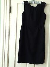 Talbots Little Black Dress size 4 beautiful classic style sleeveless