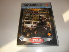 PlayStation 2  PS 2  SOCOM 3: U.S. Navy SEALs [Platinum]