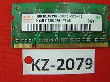 Hynix HYMP112S64CP6-Y5 AB 1GB 2Rx16 PC-5300S-555-12 RAM Notebook #KZ-2079