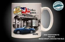 Personalised TVR S SERIES CLASSIC Mug Cup Dad GRANDAD Gift - Add Name