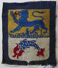 Insigne MARINE 1939 Croiseur DUNKERQUE Compagnie de Débarquement Fusiliers