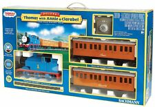 Bachmann G-Scale 90068 Thomas The Tank / Annie & Clarabel Set - Garden Railway