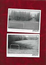 2 Postcards Cathkin Park home of Third Lanark FC by Newlands Photographic
