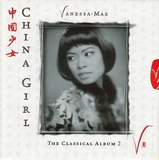 VANESSA-MAE : CHINA GIRL - THE CLASSICAL ALBUM 2 / CD - TOP-ZUSTAND