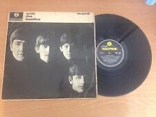 With The Beatles UK 1963 LP Vinyl MONO Parlophone PMC 1206