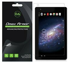 "3-Pack Dmax Armor RCA Voyager 7"" RCT6873W42 HD Clear Screen Protector"