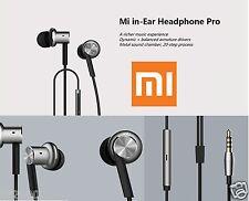Xiaomi MI in ear Piston 3 III dual driver Earphone Pro with remote Mic Black