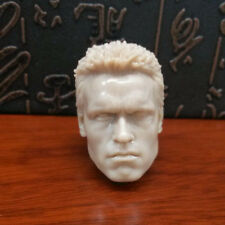HOT FIGURE TOYS 1/6 headplay Arnold Schwarzenegger No color headsculpt DIY