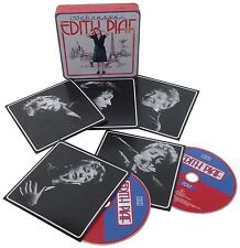 EDITH PIAF - 100 CHANSONS-EDITION ANNIVERSARY 5 CD NEU