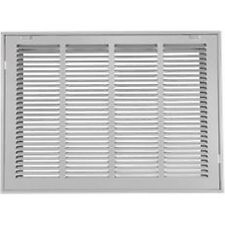 """Rochester 503065 Side Return Air Grille 20"""" X 14"""" White NEW"""