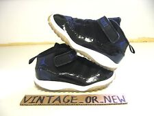 Nike Air Jordan XI 11 Space Jam Retro TD 2009 sz 9C concord infrared bel air xiv