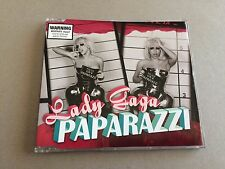 LADY GAGA - PAPARAZZI Rare Australian CD Single / E.P. collectable