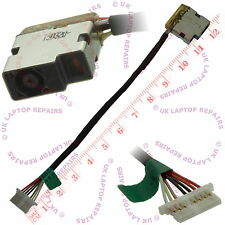HP 15-AF101NV DC Power Jack Port with Cable Connector Wire