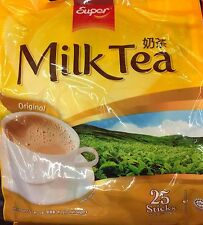 500gr Super Milk Tea 3 in 1 Tea Mix Original, 25 Sachets