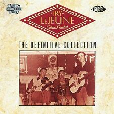 Iry Lejeune - Cajun's Greatest; The Definitive Collection (CDCHD 428)