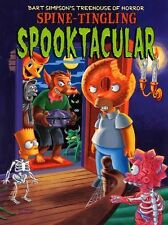 The Simpsons - Spine Tingling Spooktacular (2001)  Trade Paper Simpsons TV Show
