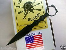Spartan Blades CQB Tool Fixed Blade Fighting Knife Kydex Sheath New SB9BK New