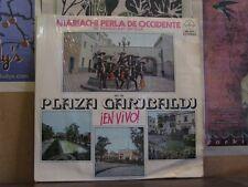 MARIACHI PERLA DE OCCIDENTE PLAZA GARIBALDI - MEXICO LP