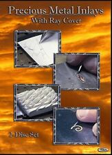 Precious Metal Inlays with Ray Cover (DVD)/Knifemaking