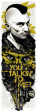 Rhys Cooper Taxi Driver You Talkin' to Me Poster Martin Scorcese Robert Deniro