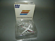 Jet-X JX310B United Express / WestAir Commuter Airlines BAe-146-100A 1:400 NIB