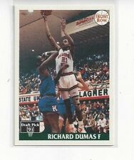 1991 FRONT ROW BASKETBALL JAPANESE RICHARD DUMAS #30 - OKLAHOMA STATE COWBOYS