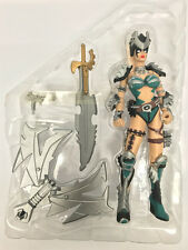 1996 Spawn Series 6 TIFFANY THE AMAZON Ultra Action Figures Loose 100% Complete