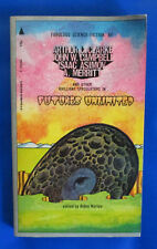 1969 FUTURES UNLIMITED by Asimov/Merritt/Campbell Paperback Pyramid T2048 VG