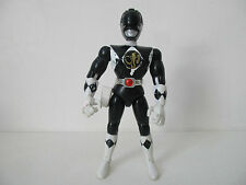 POWER RANGERS MIGHTY MORPHIN - ZACK BLACK RANGER NOIR - BANDAI 1993