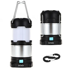 Outdoor Camping Lantern Portable Emergency LED Night Light Lamp Flashlights