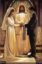 Ron DiCianni - THE COVENANT - 12x9 art print, wedding marriage gift ALMOST GONE!