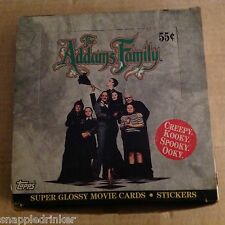 1991 Topps ADDAMS FAMILY Box of Unopened Packs