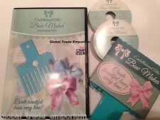 Embellishment Attic BOW MAKER + Instruction DVD + FREE RIBBON From Tattered Lace