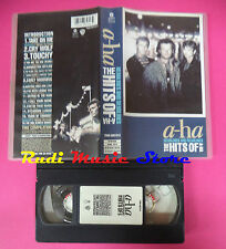 VHS A-HA Headlines and deadlines The hits of 1991 WARNER (VM10) no mc dvd lp