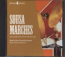 BAND OF THE GRENADIER GUARDS - Sousa Marches CD NEAR MINT CONDITION