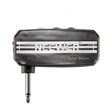 Neewer Mini Pocket Guitar Headphone Amp Amplifier Tube Drive