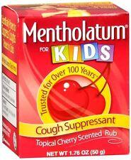 Mentholatum Cherry Chest Rub For Kids 1.76 oz