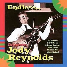 Endless...; Jody Reynolds 1999 CD, Rockabilly, Endless Sleep, Tru-Gems Records V