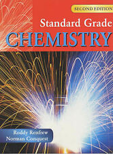 Chemistry: SG *NATIONAL 4/5 EQUIVALENT* Textbook  Roddy Renfrew, Norman Conquest