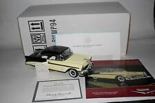 Franklin Mint 1956 Chevrolet Bel Air Sport Coupe, 1:24 Scale Model, Boxed