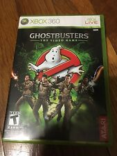 GHOSTBUSTERS THE VIDEO GAME - Complete XBOX 360 Game