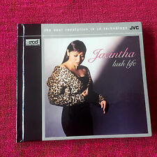 Lush Life by Jacintha (CD, May-2002, JVC Compact Discs) Jazz XRCD2