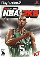 NBA 2K9 - PlayStation 2 ps2