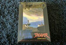 Another World Atari Jaguar
