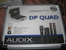 Audix DP Quad Drum microphone kit - New